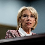 Betsy DeVos Is Held in Contempt Over Judge's Order on Loan Collection