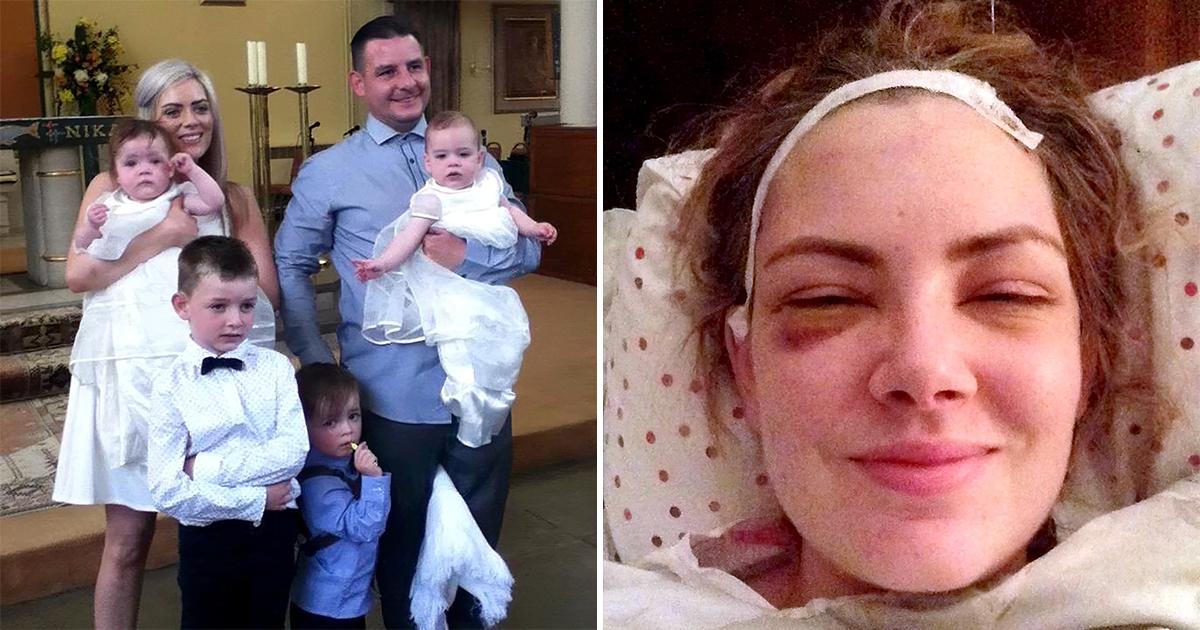 Фото Многодетная мать 10 лет принимала опасную болезнь за усталость