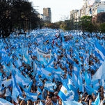 Pocketbook Woes Drive an Unlikely Comeback in Argentine Presidential Race