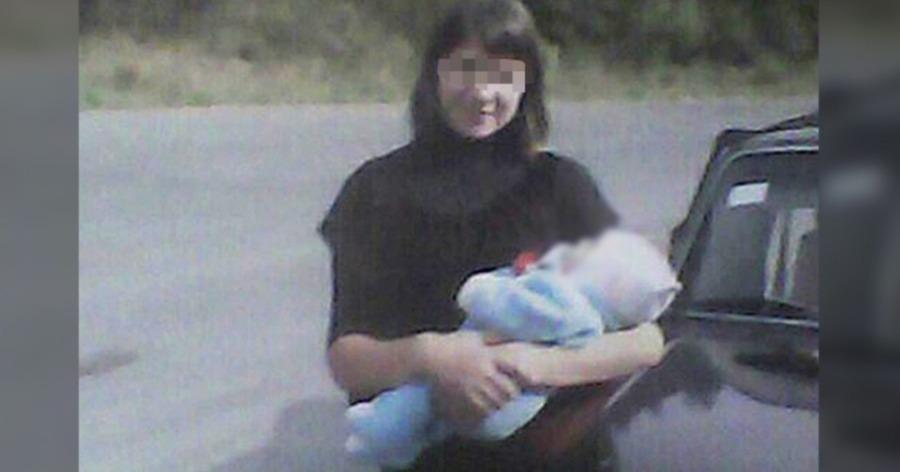Фото Женщина пыталась выколоть младенцу глаза, чтобы отомстить мужу