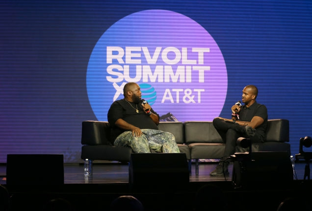 Photo of More Than Music: Diddy's Revolt Summit Touches Down in Los Angeles