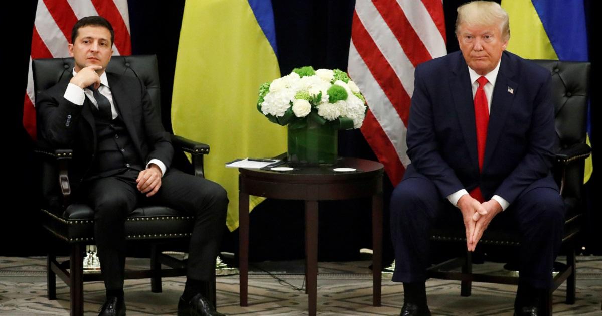 """Фото Трамп назвал """"хорошего парня"""" Зеленского новым президентом России"""