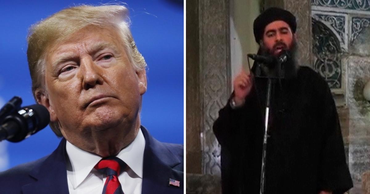 Трамп рассекретил собаку, ликвидировавшую лидера ИГИЛ (ФОТО)