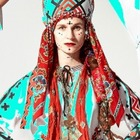 Традиционная вышивка и орнаменты в коллаборации Puma и Jahnkoy