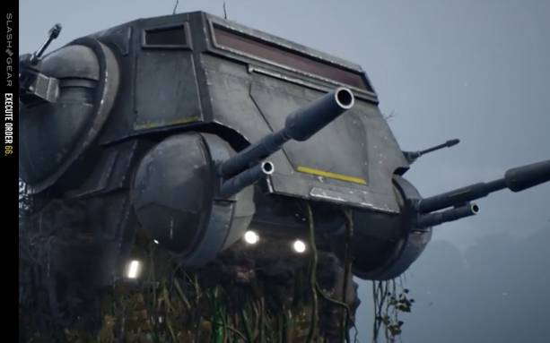 Photo of Final Star Wars Jedi: Fallen Order trailer echoes Dark Forces