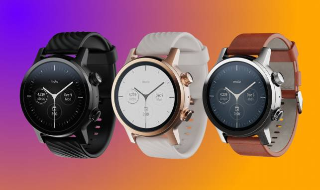 Photo of Moto 360 back from the dead as a classy Wear OS smartwatch