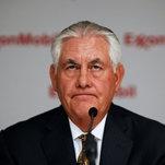 Rex Tillerson Testifies in Exxon Climate Change Case