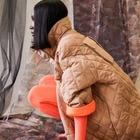 Прозрачные боди и платья из фатина в новой коллаборации Monki