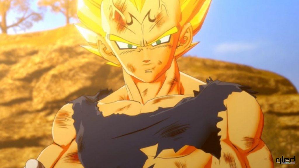 Фото Вышел новый трейлер игры Dragon Ball Z: Kakarot