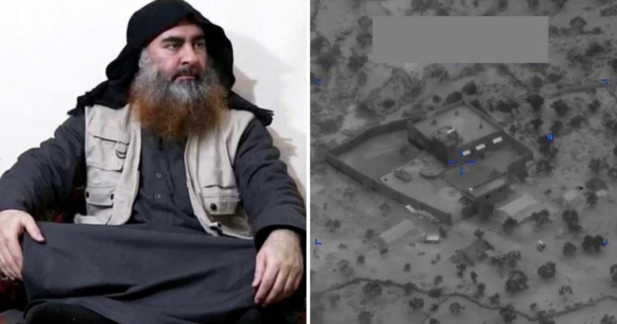 Фото Пентагон показал, как ликвидировали лидера ИГ