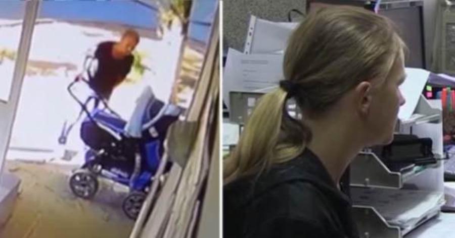 В Волгограде мать бросила дочь в коляске у поликлиники и ушла по делам
