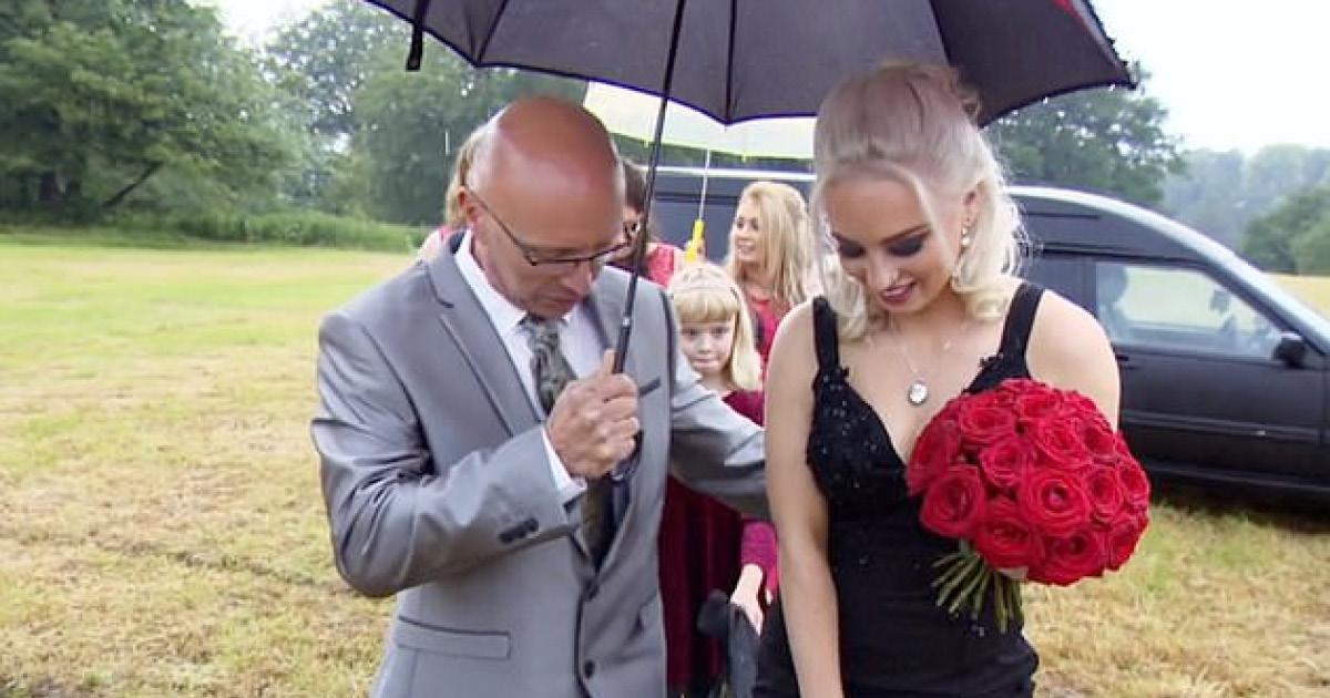 Невеста хотела сказочную свадьбу, но все пошло не так