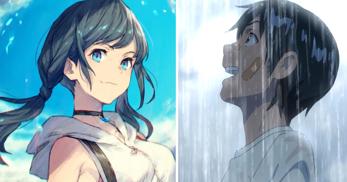 """Фото """"Дитя погоды"""": новое творение короля аниме, снявшего """"Твоё имя"""". Рецензия"""