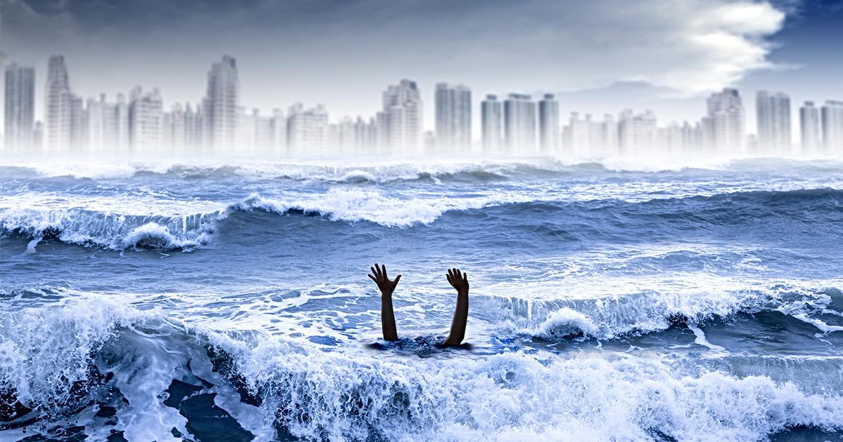 Новые прогнозы повышения уровня Мирового океана звучат пугающе