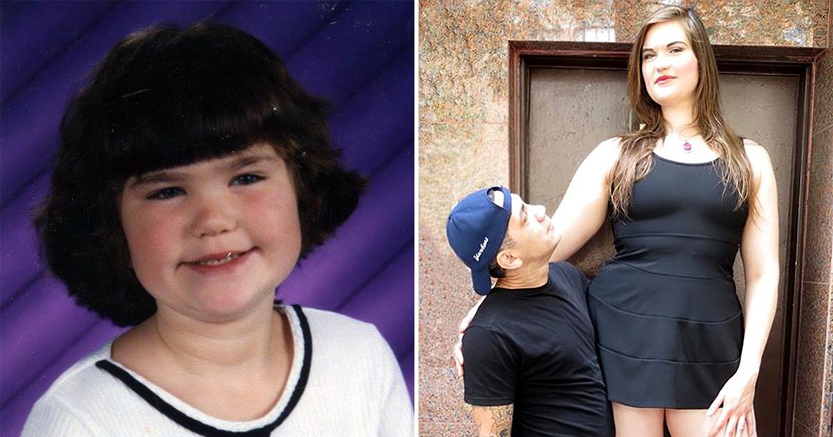Девочку дразнили из-за роста все детство, а она выросла и стала популярной