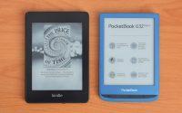 Обзор-сравнение Kindle Paperwhite 2018 и PocketBook 632 Aqua: флагманские разборки