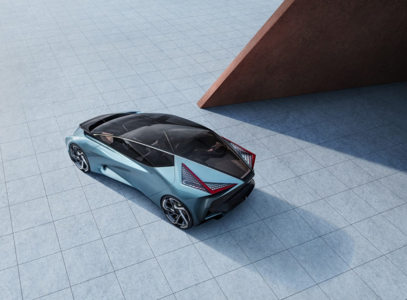 Photo of The Lexus LF-30 Electrified Concept Comes Equipped With Its Own Drone