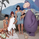 Kim Kardashian Revealed Her Family's 2nd Group Halloween Costume: The West Worms