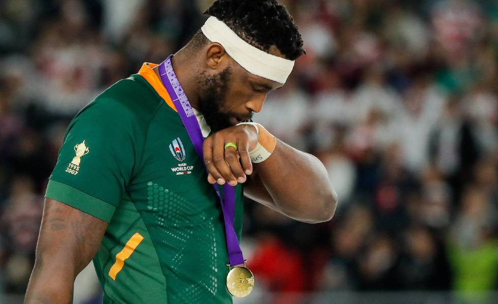 Photo of Siya Kolisi, la visión de Mandela