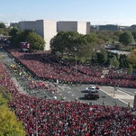 Nationals' Parade Draws Thousands as D.C. Celebrates Its Latest Champions