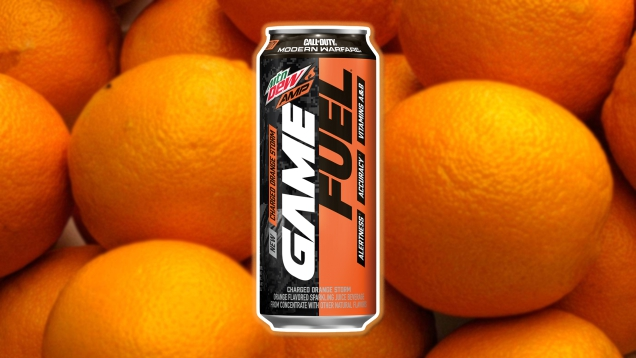 Photo of The New Mtn Dew Game Fuel Flavor Is Good (If You Like Orange Soda)