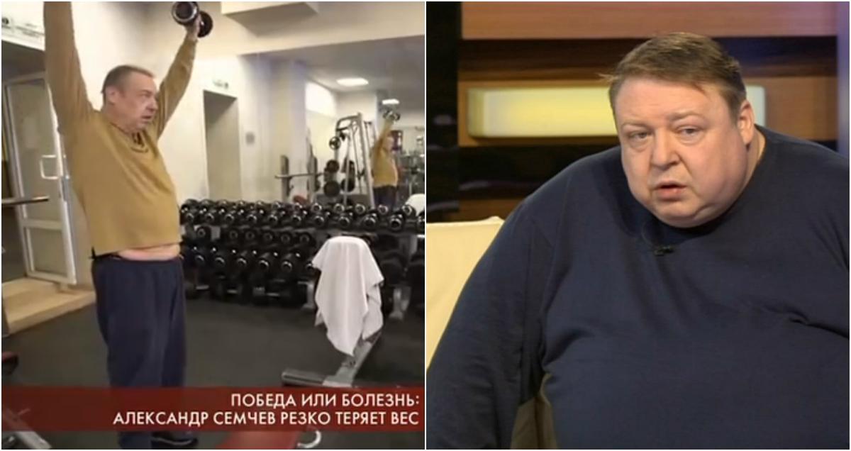 У Александра Семчева случился сердечный приступ