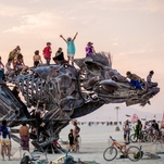 Missed Burning Man? Burning Man, or at Least Its Art, Is Coming to You