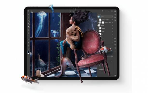 Photo of Photoshop for iPad rolls out to everyone as Adobe launches cloud documents