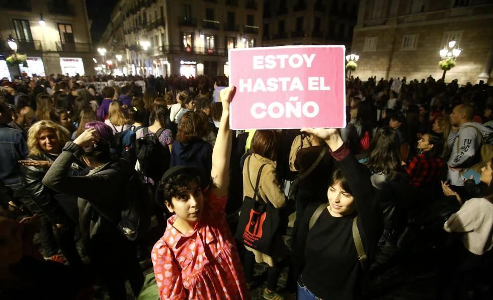 Photo of La movilización contra la sentencia de Manresa aúna a cientos de personas en varias ciudades de España