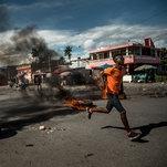 Haiti's Ashes
