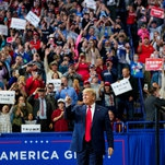 Photo of Trump Urges Kentucky Supporters to Defy 'Crazy' Democrats and Re-Elect Governor