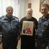 Осужденные Красноярского края написали иконы