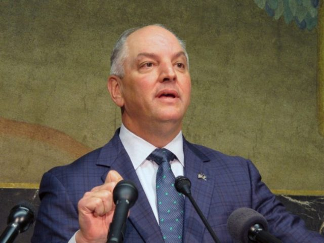 Photo of Louisiana Democrat Gov. John Bel Edwards Freed 1.9K Convicts; 14 Percent Committed More Crimes within First Year
