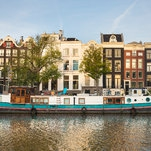 Photo of In Amsterdam, Floating Homes That Only Look Like Ships
