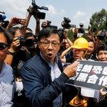 Pro-Beijing Lawmaker Stabbed in Hong Kong