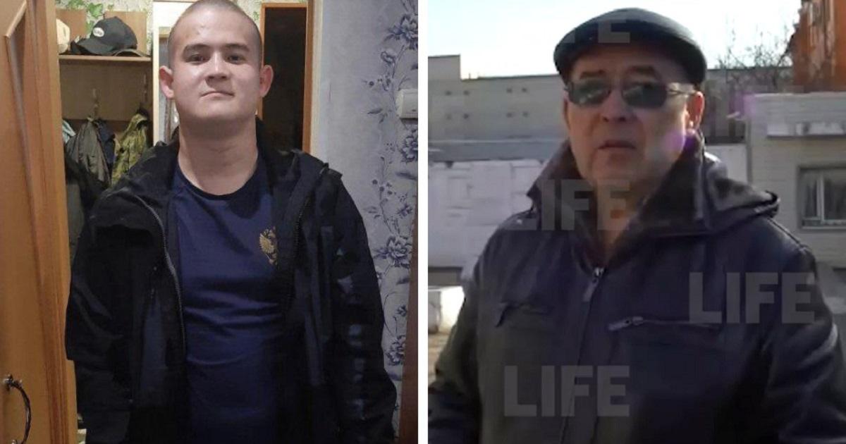 """Фото """"Он абсолютно спокойный"""". Отец рядового Шамсутдинова - о встрече с сыном"""