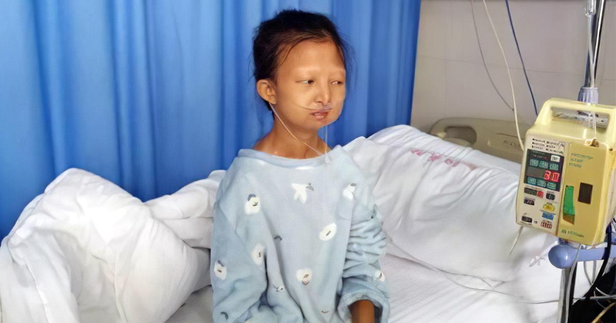 Фото Лечила брата. Китаянка питалась на 28 центов в день и попала в больницу