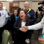 Shelly Simonds, Who Lost Random Draw in 2017 Race, Wins Handily in Virginia