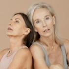 Модели в возрасте снялись в лукбуке нижнего белья Bilingua Ladies