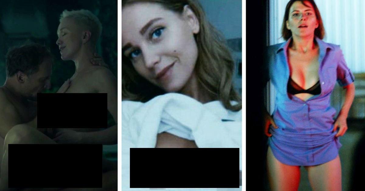 какие русские актрисы снимались в откровенном видео и фильмах