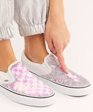 Photo of Vans Released New Double-Sided Sequin Sneakers That'll Make You a Sparkly Queen