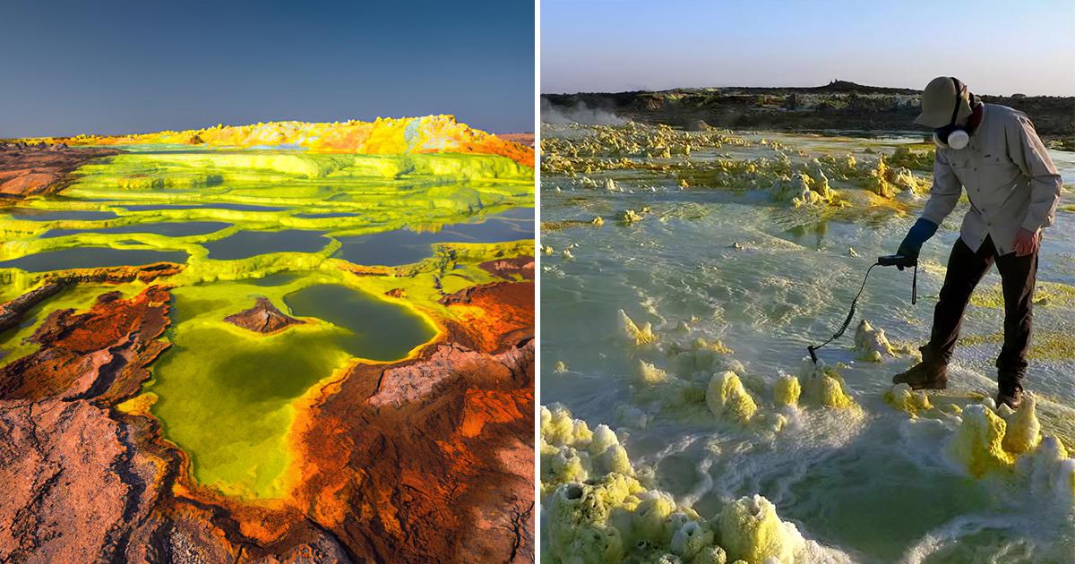 Фото Исследователи нашли место на планете, где абсолютно отсутствует жизнь