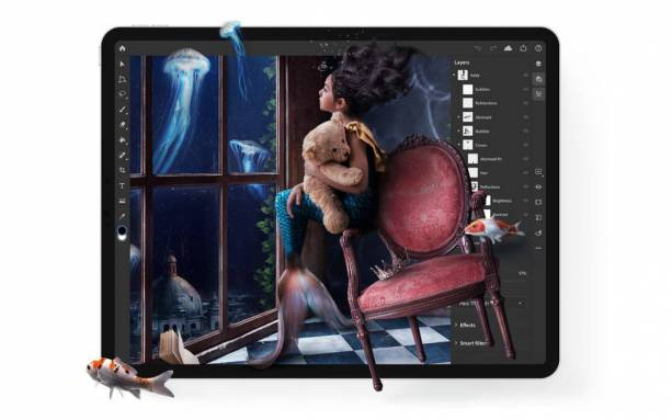Photo of Adobe Creative Cloud apps will soon support live-streaming