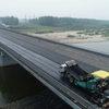 В Алтайском крае завершили строительство моста через Чумыш