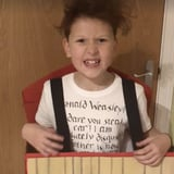 We Know Halloween Is So Over, but You Have to See This Girl's Harry Potter Howler Costume