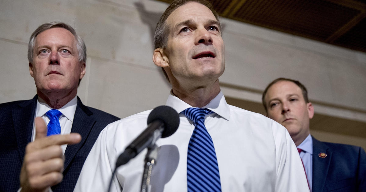 Photo of Jim Jordan to be moved to House Intelligence Committee