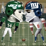 Jets and Giants Vie for Best New York Team Not Named the Bills