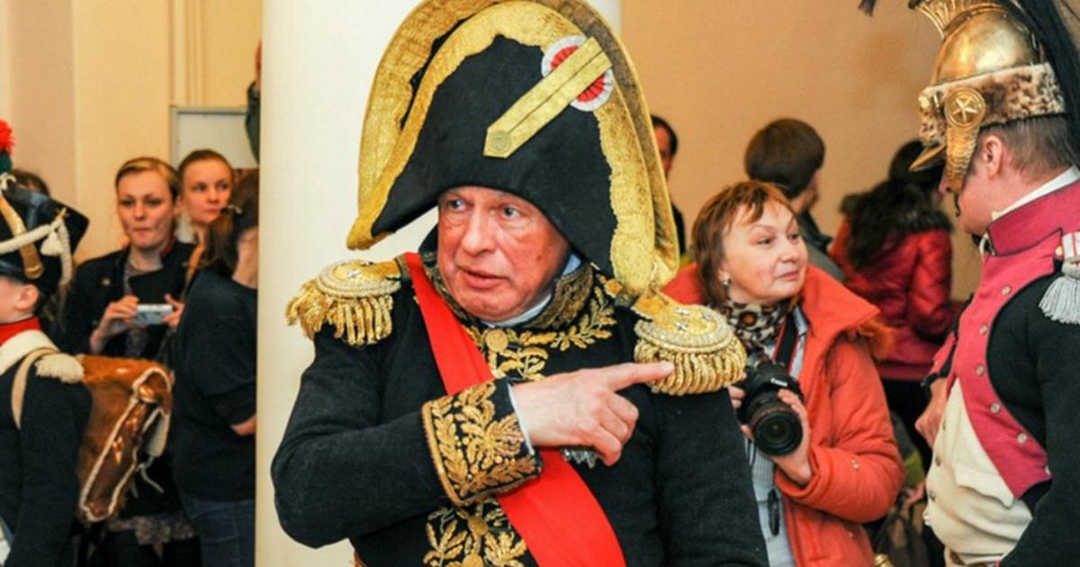 Фото Коллеги просили оградить студентов от историка Соколова