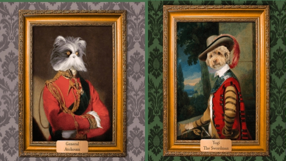 Photo of Turn Your Pet Into Royal Portrait With These Custom-Made Masterpieces