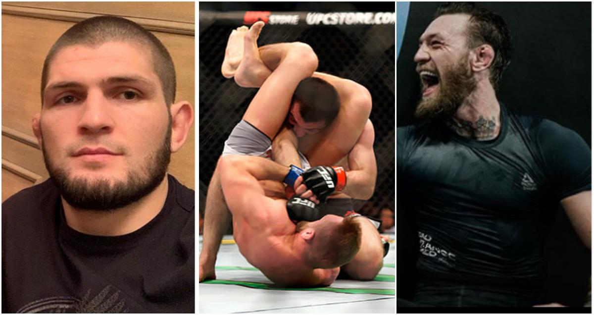 Брат Хабиба проиграл в дебютном бою в UFC за 2 минуты